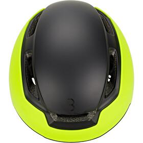 BBB Indra Speed 45 BHE-56 Casco, amarillo/negro